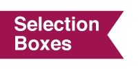 SelectionBoxes